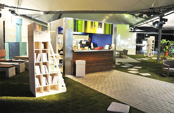 Stand design Salus 36 expo riva hotel Riva del Garda fiera